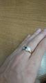 Очень красивое и стильное кольцо.