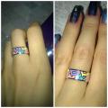 Красочное кольцо