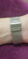 Часики на миланском браслете