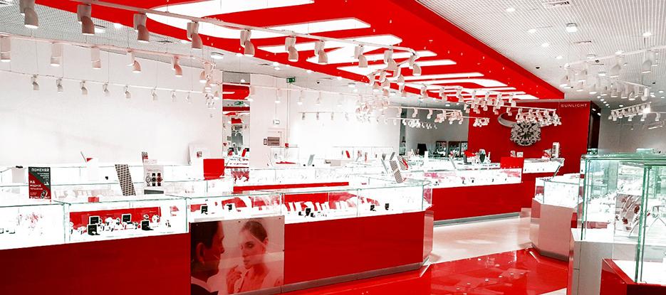 Адреса флагманских ювелирных магазинов SUNLIGHT в Москве и всей ... 40569419726