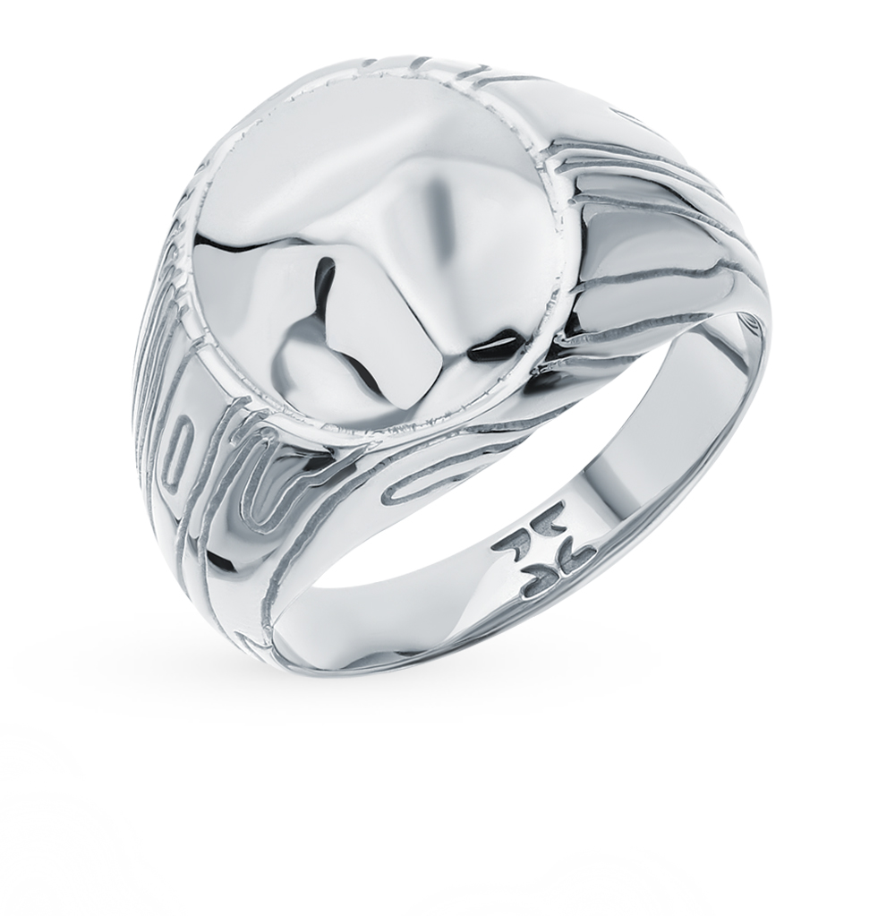 Серебряное кольцо в Екатеринбурге