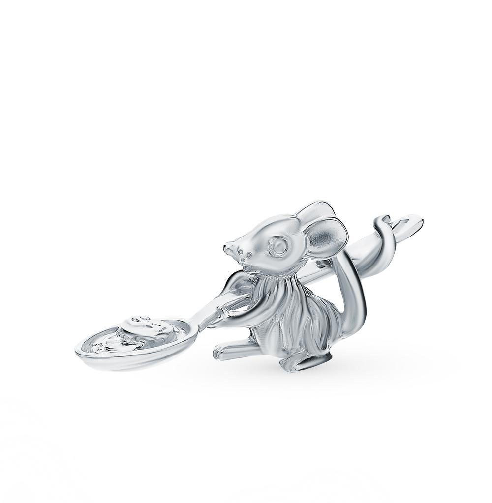 Серебряный сувенир «Кошельковая мышь» в Санкт-Петербурге