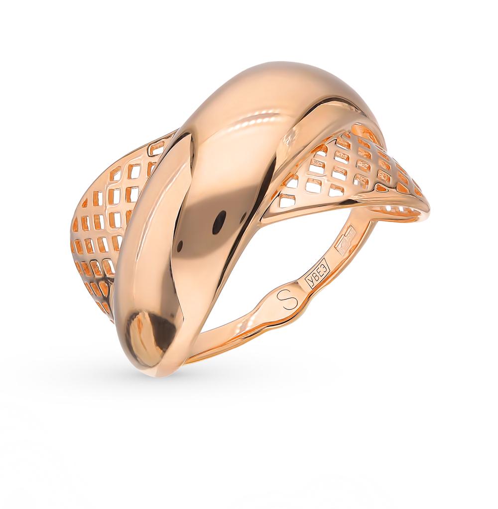 золотое кольцо SOKOLOV 017701*