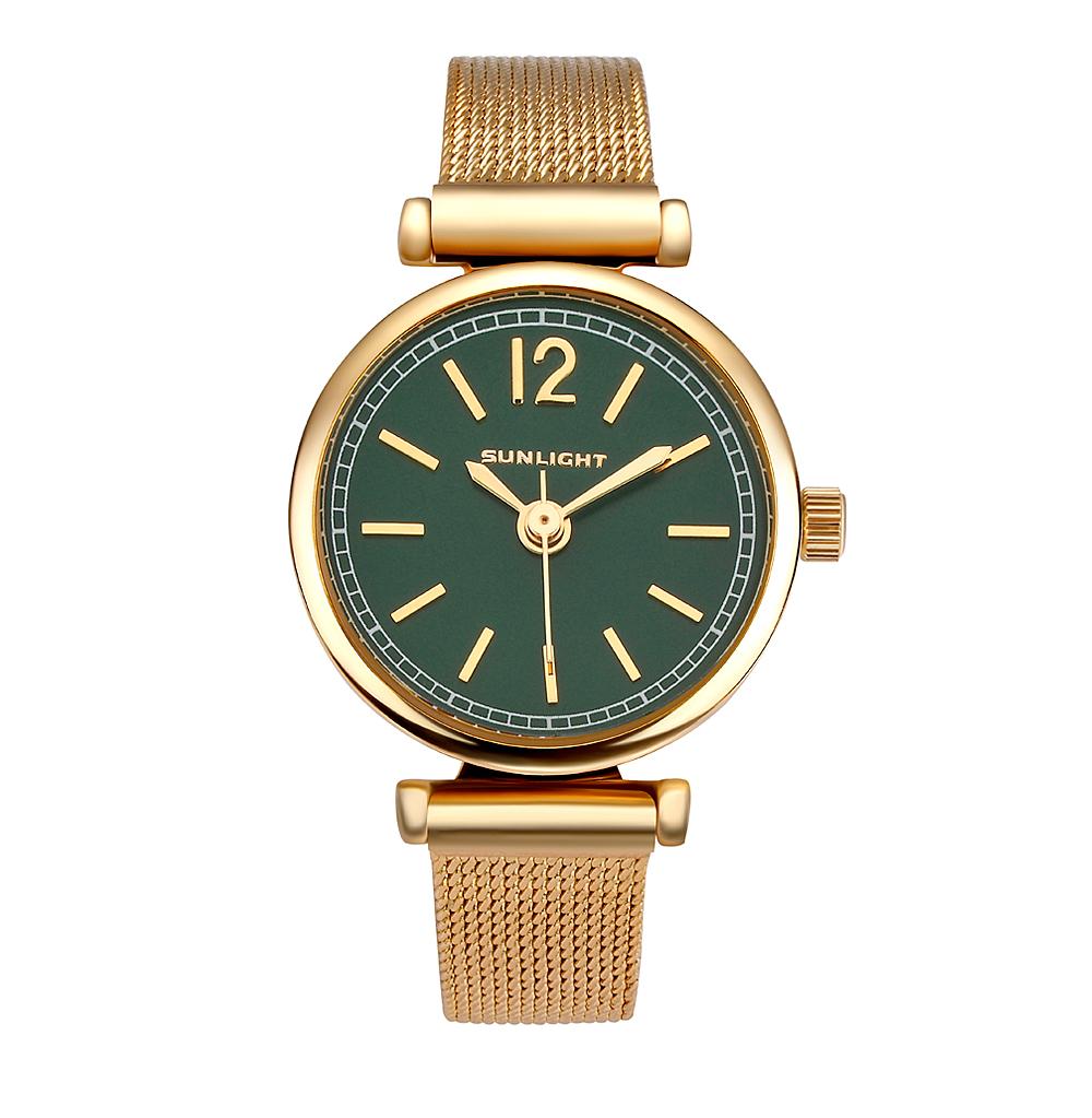 Классические женские часы на миланском браслете в Екатеринбурге