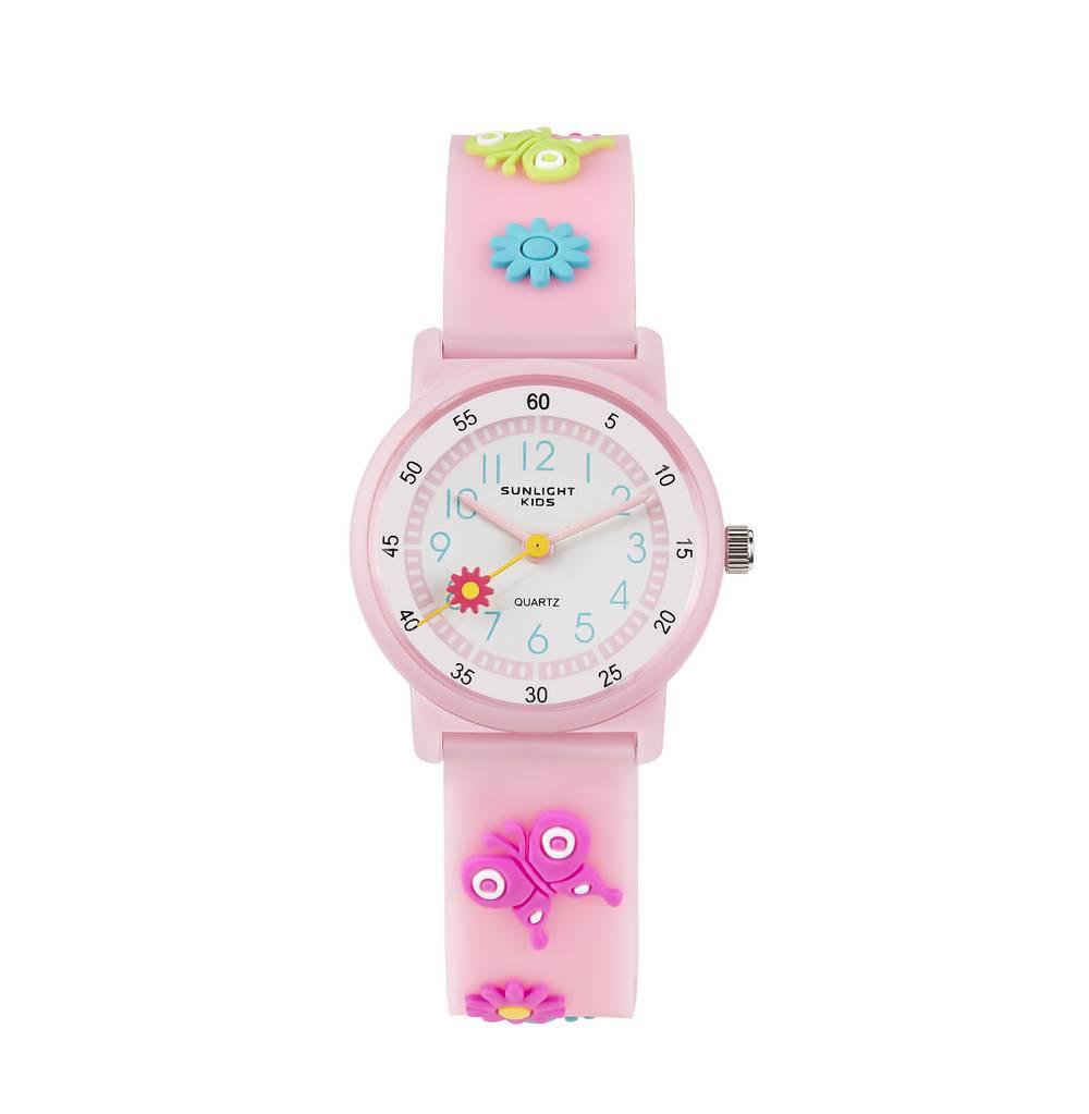 Фото «Детские часы со сменными ремешками»