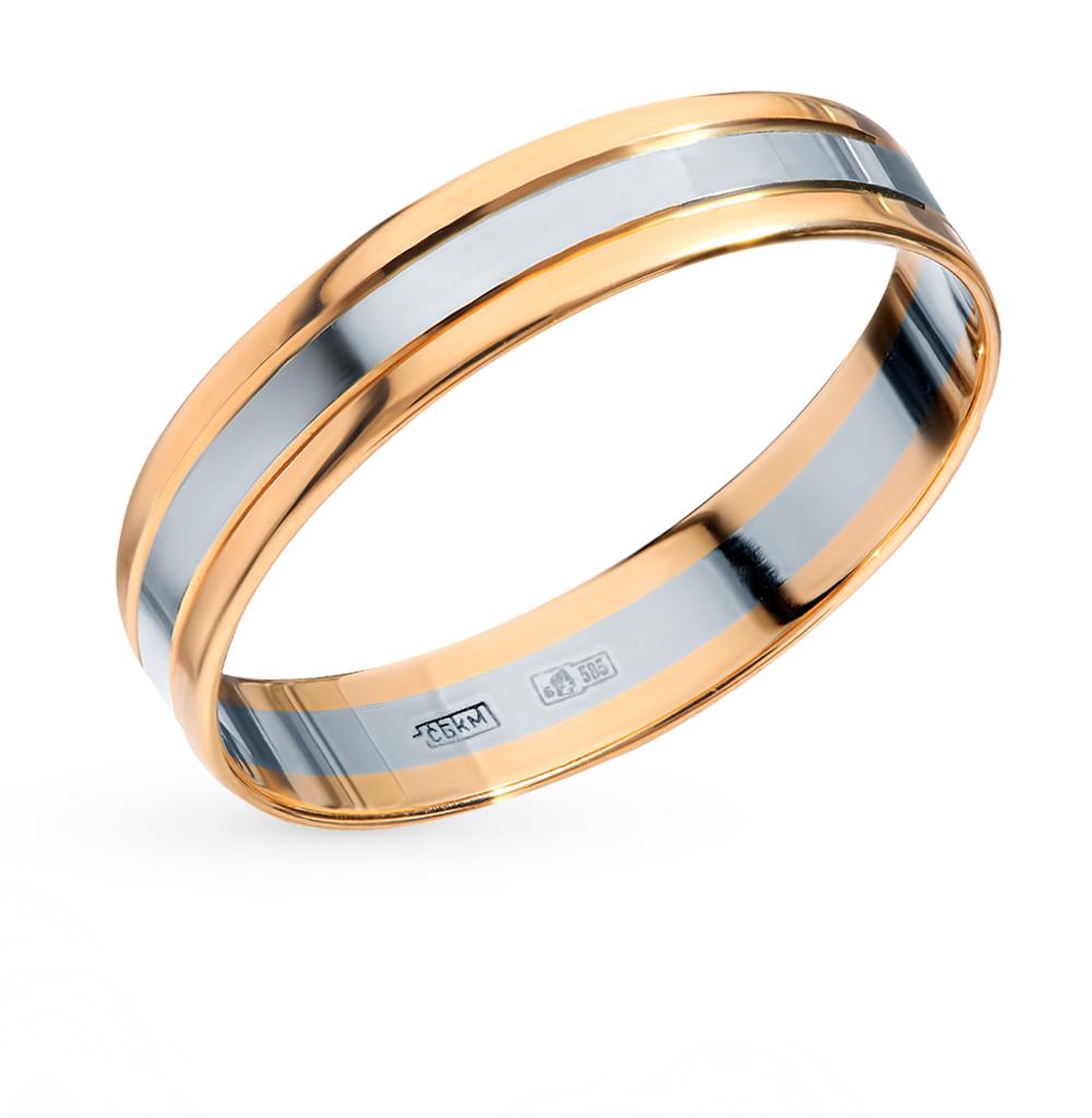 a0583b5a22c0 Золотое кольцо КАМЕЯ ОДП-5104   белое и розовое золото 585 пробы ...