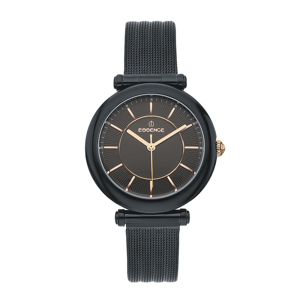 Фото «Женские  кварцевые часы ES6513FE.450 на стальном браслете с минеральным стеклом»