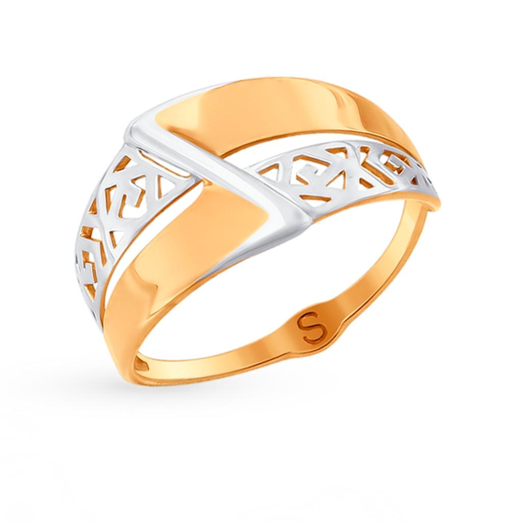 Золотое кольцо SOKOLOV 017782 в Екатеринбурге
