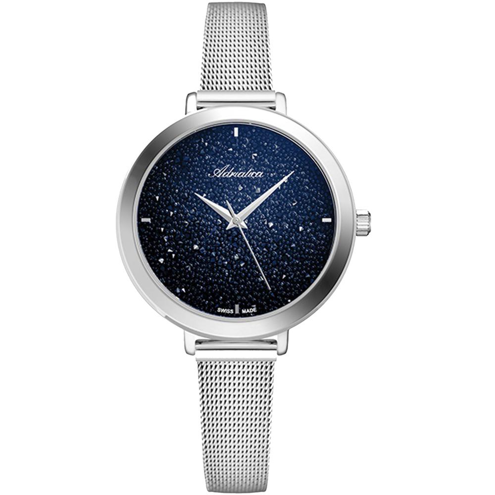 Фото «Женские часы A3787.5115Q на стальном браслете с минеральным стеклом»