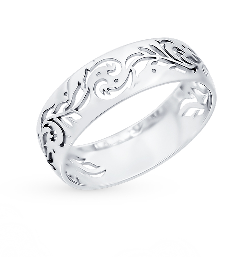 серебряное кольцо SOKOLOV 94011176