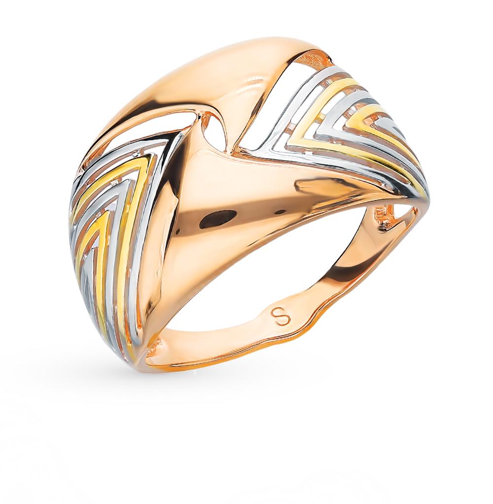 золотое кольцо SOKOLOV 017787*