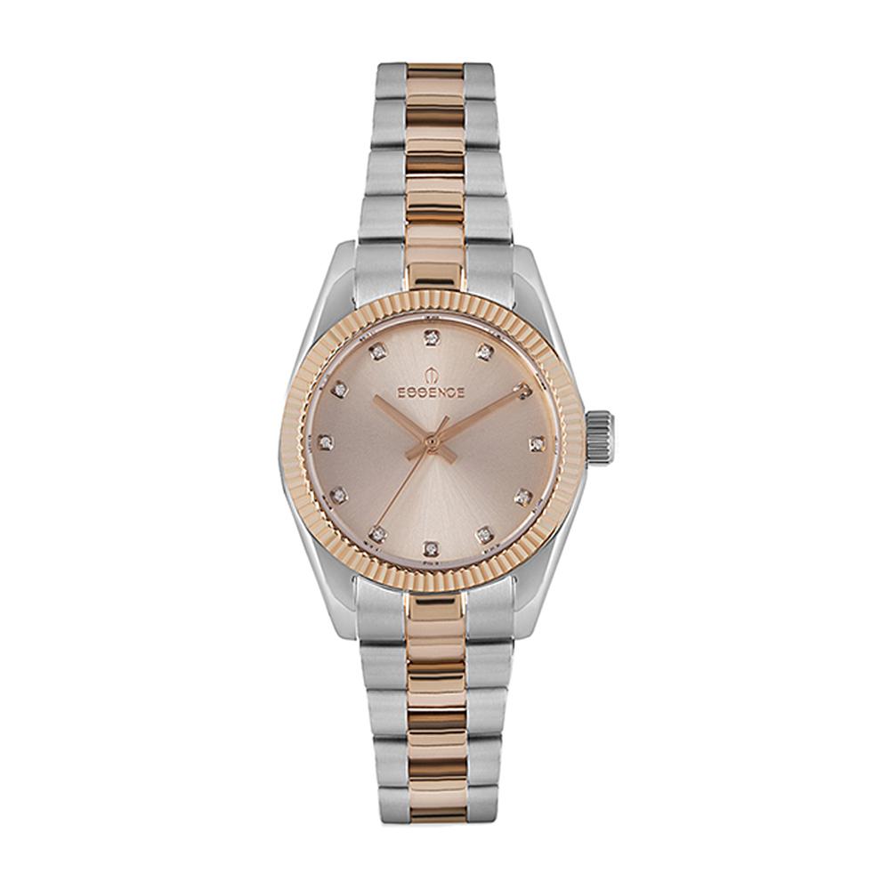 Женские часы ES6589FE.510 на стальном браслете с частичным IP покрытием с минеральным стеклом в Екатеринбурге