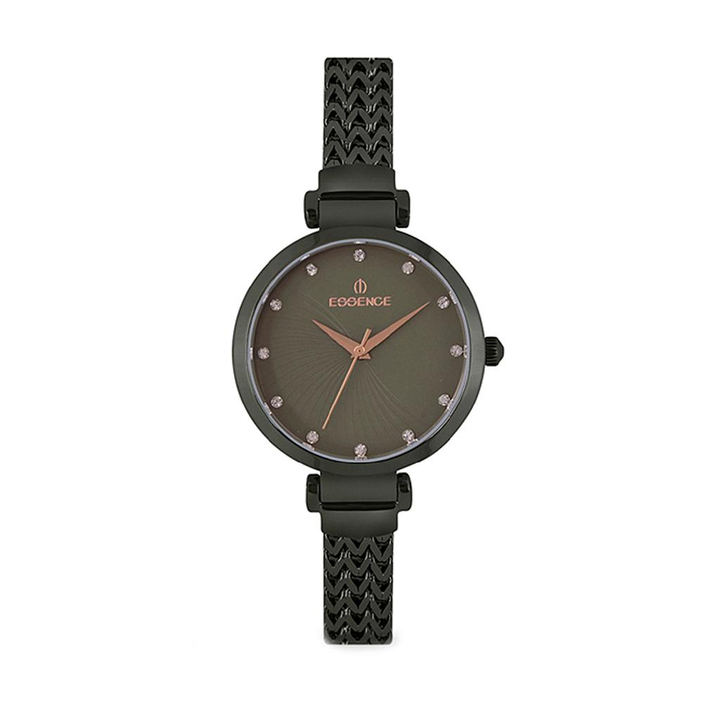 Женские  кварцевые часы ES6524FE.770 на стальном браслете с минеральным стеклом в Санкт-Петербурге