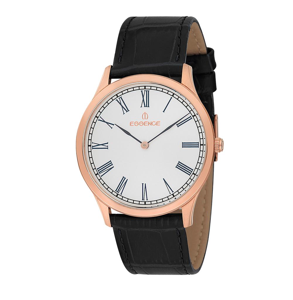 Фото «Мужские часы ES6401ME.431 на кожаном ремешке с минеральным стеклом»