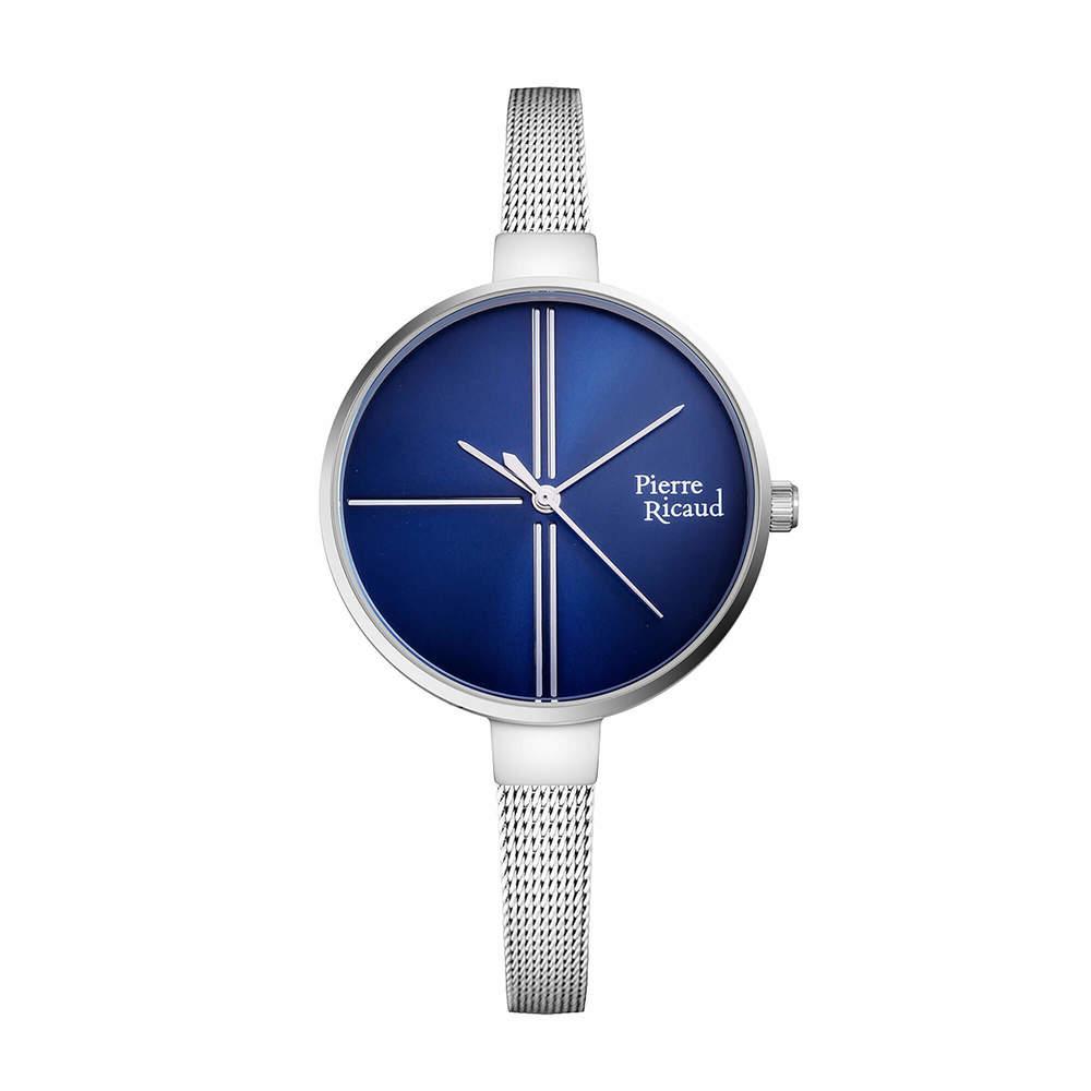 Фото «Женские кварцевые часы P22102.5105Q на стальном браслете с минеральным стеклом»