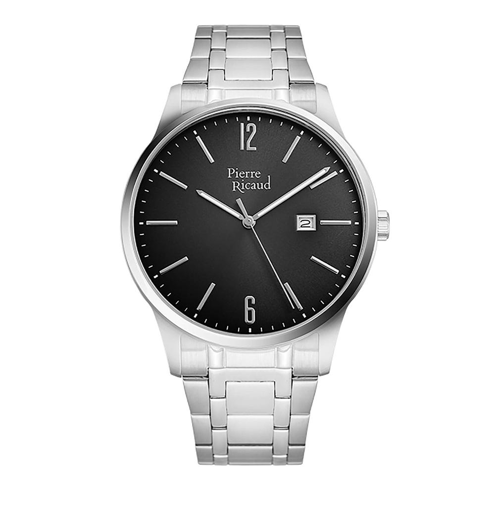 Мужские кварцевые часы P97241.5154Q на стальном браслете с минеральным стеклом в Екатеринбурге