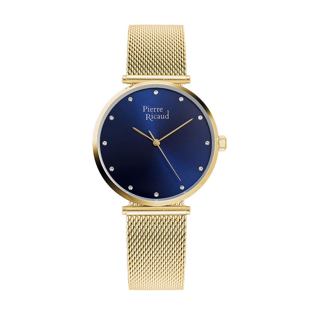 Фото «Женские кварцевые часы P22035.1145Q на стальном браслете с минеральным стеклом»