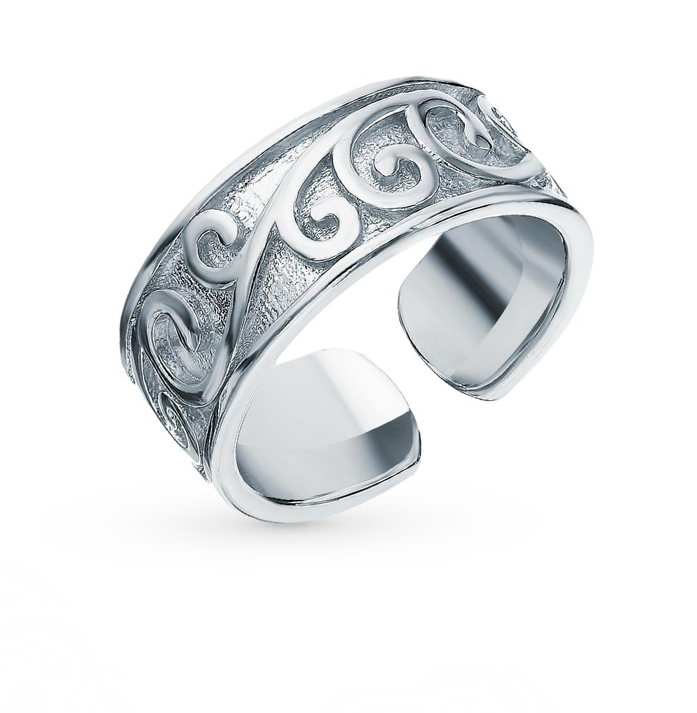 Фото «Серебряное кольцо на ногу»