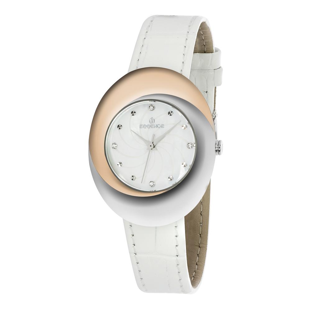 Женские часы D942.523 на кожаном ремешке с минеральным стеклом