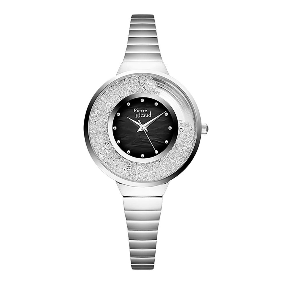 Фото «Женские кварцевые часы P21093.514EQ на стальном браслете с минеральным стеклом»