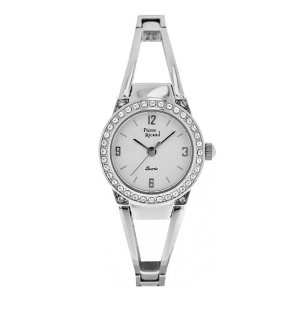 Фото «Женские кварцевые часы P4120.5153QZ на стальном браслете с минеральным стеклом»