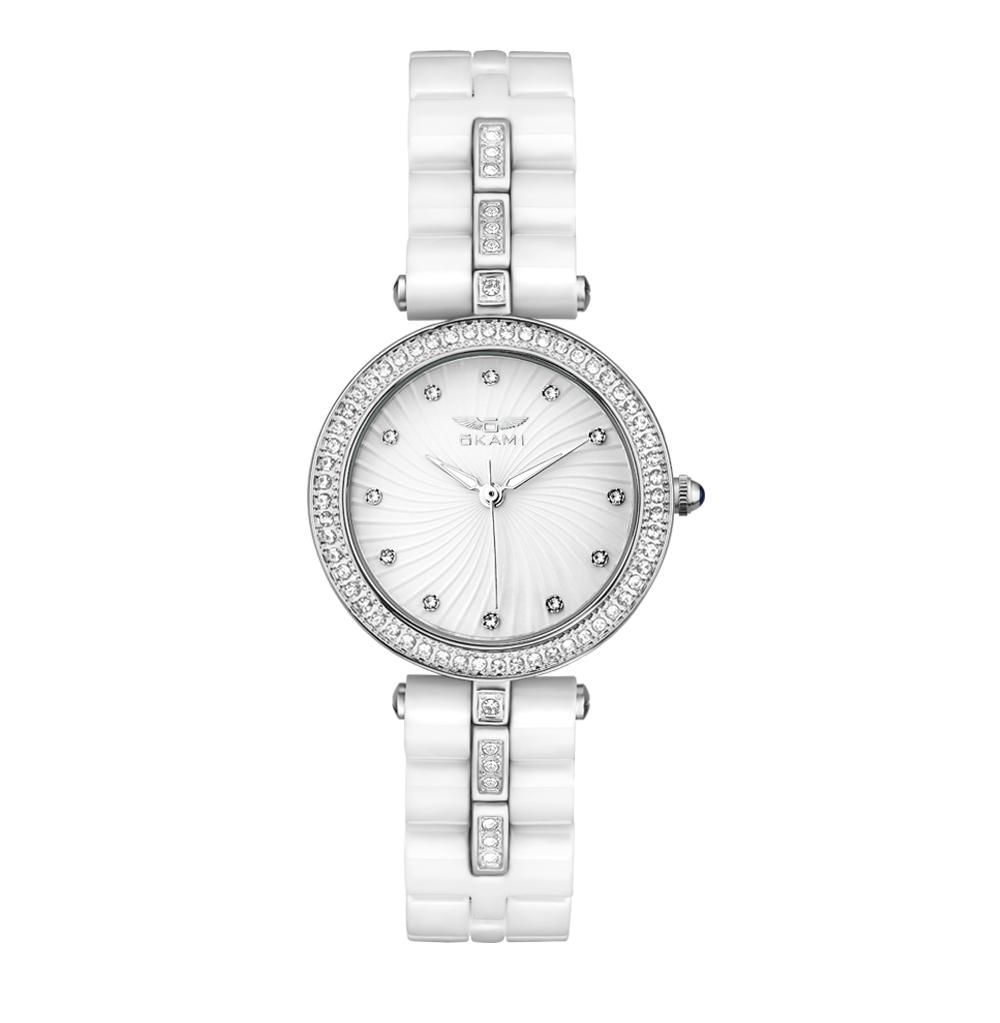 Большой выбор часов женских белых в интернет-магазине livening-russia.ru бесплатная доставка и постоянные скидки!