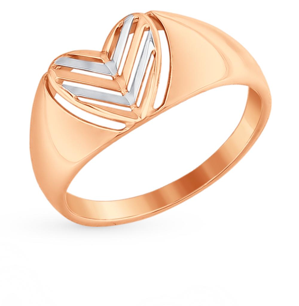 золотое кольцо SOKOLOV 017603*