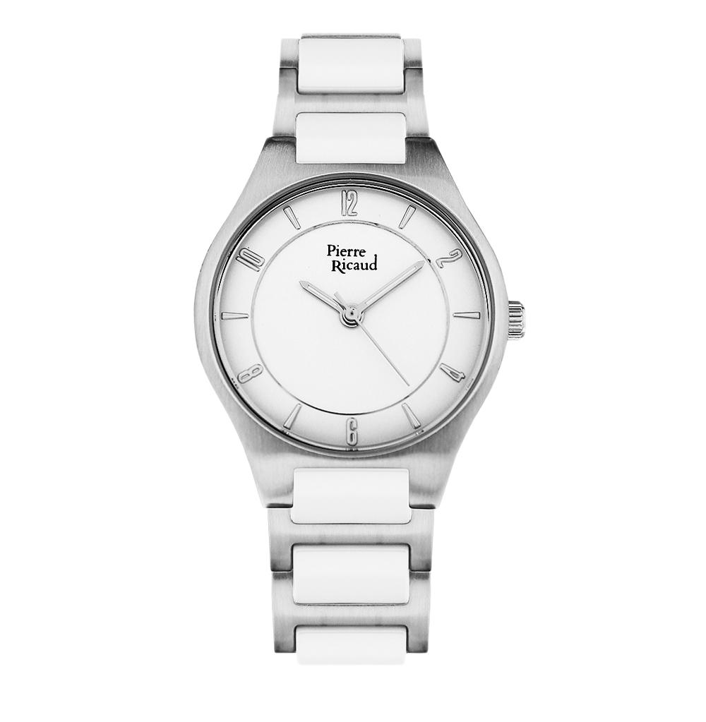 Мужские часы P91064.C153Q на стальном браслете с керамическими вставками с минеральным стеклом в Санкт-Петербурге