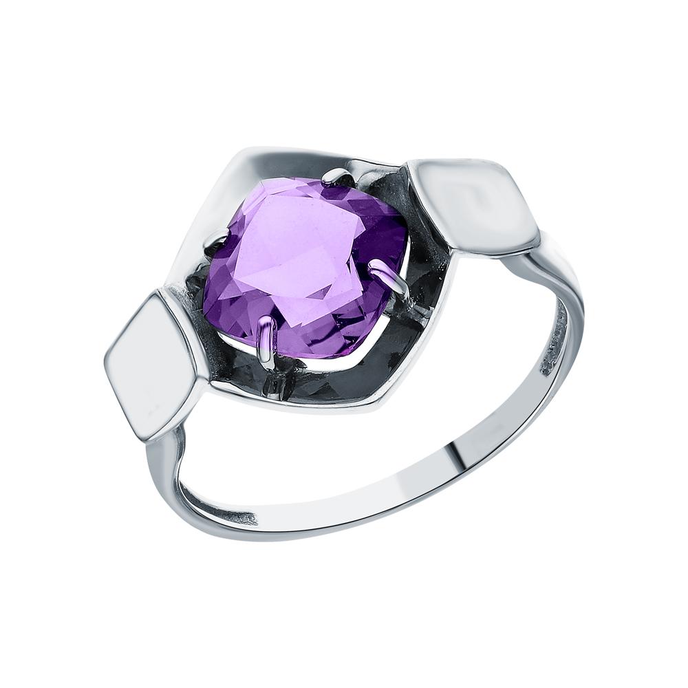 Серебряное кольцо с кварцем в Екатеринбурге
