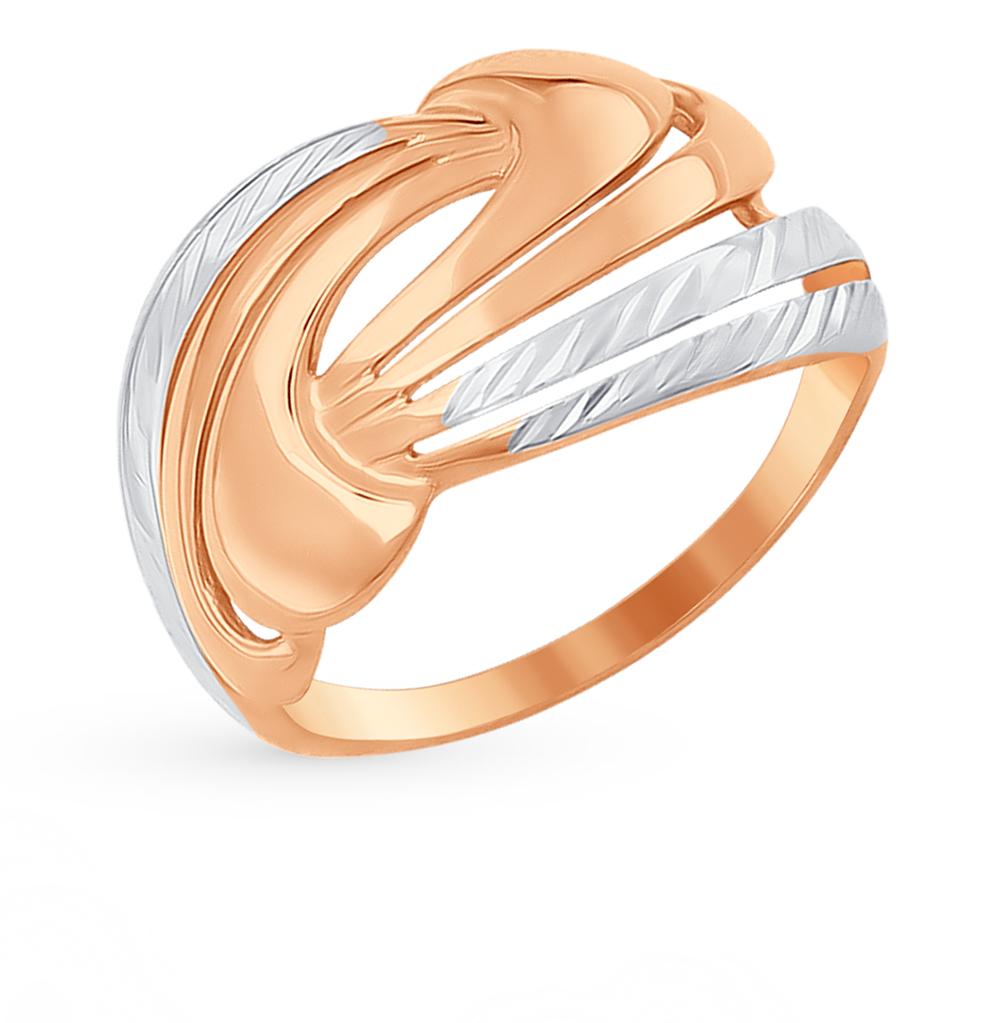золотое кольцо SOKOLOV 017107*
