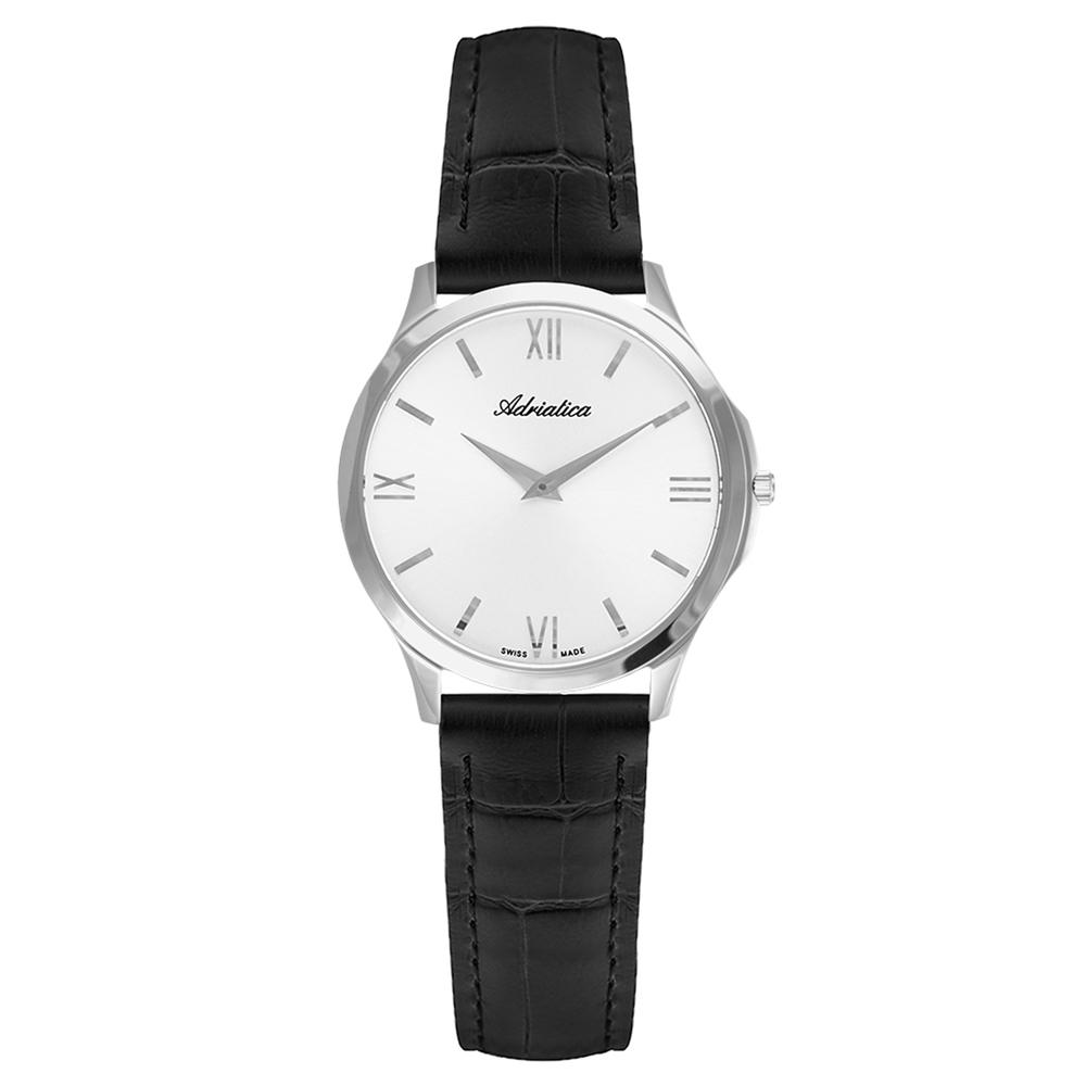 Фото «Женские часы A3141.5263Q на кожаном ремешке с сапфировым стеклом»