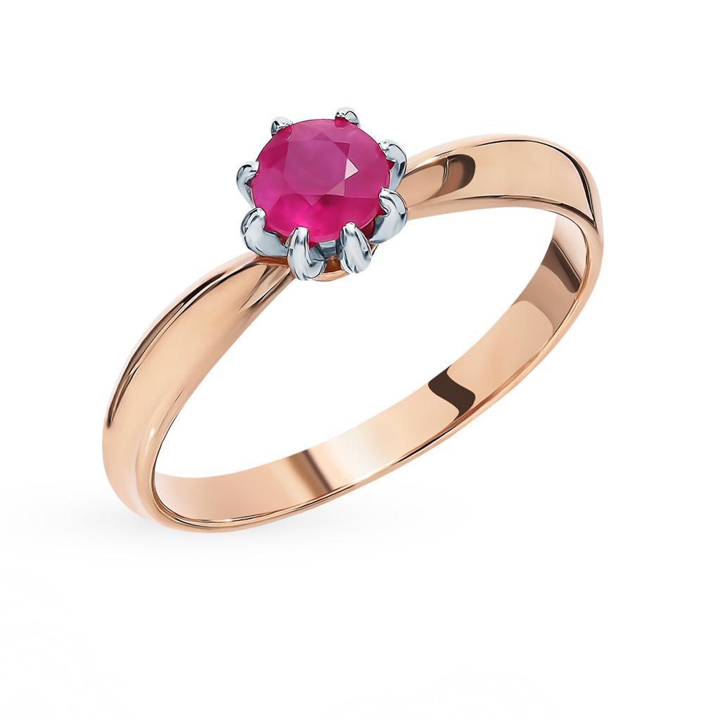 Золотое кольцо с рубинами в Санкт-Петербурге
