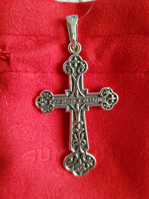 Крест для мужчины