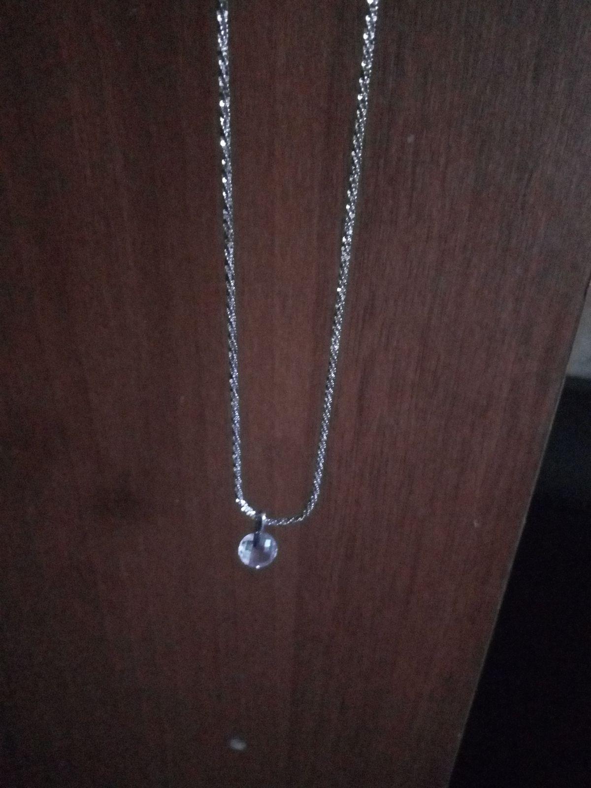 Купила серебряную цепочку в магазине SUNLIGHT в павловском посаде