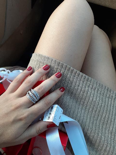 Нереально кольцо!