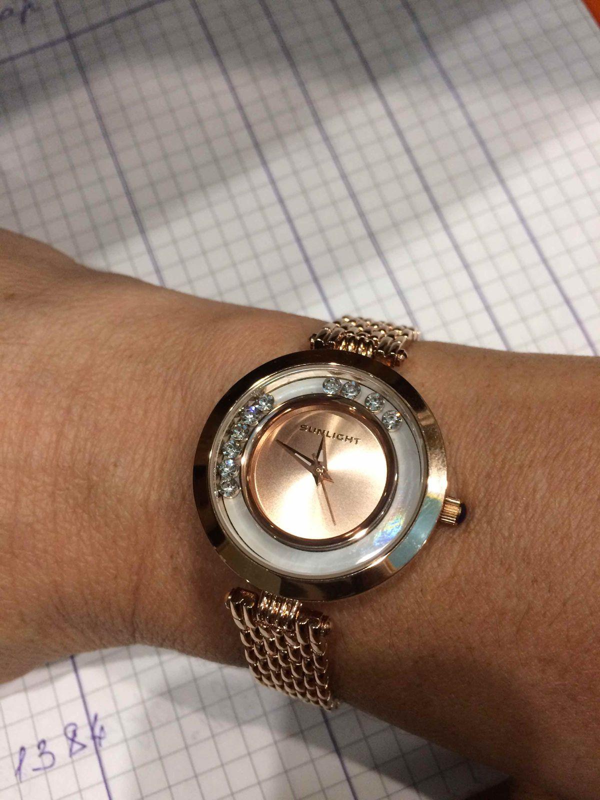 Стильные часы!