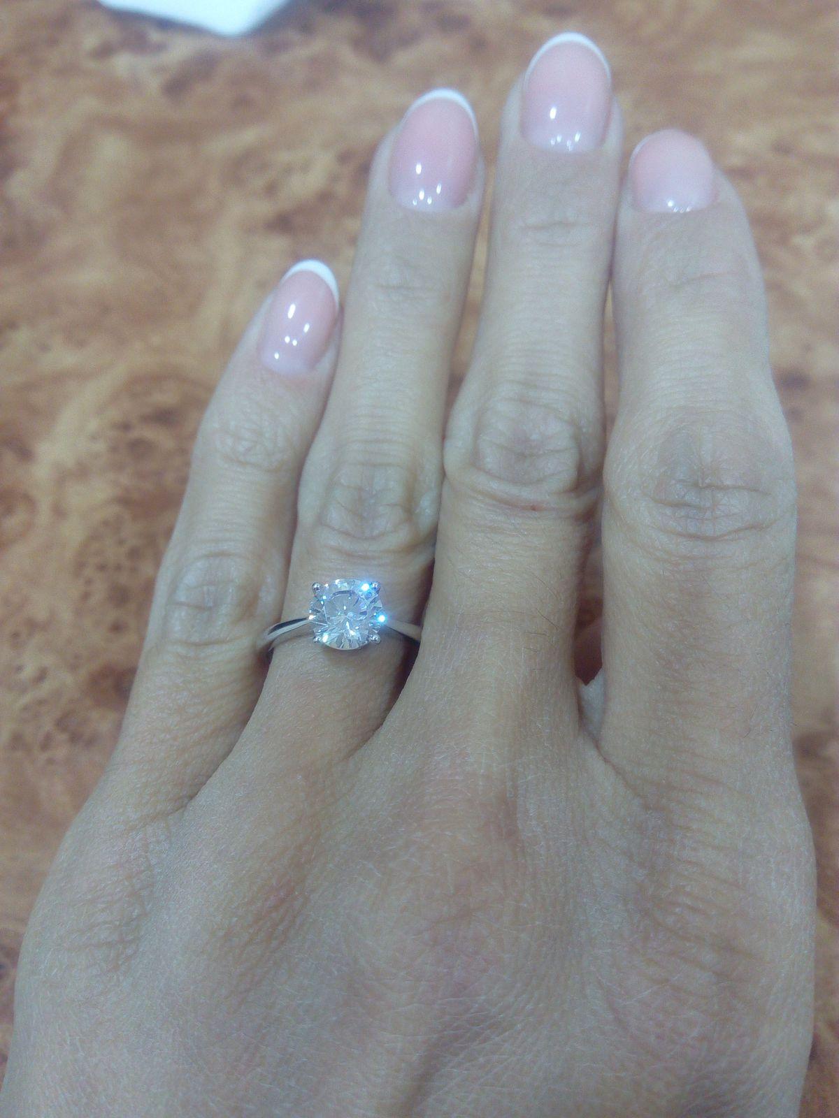 Мое идеальное кольцо!