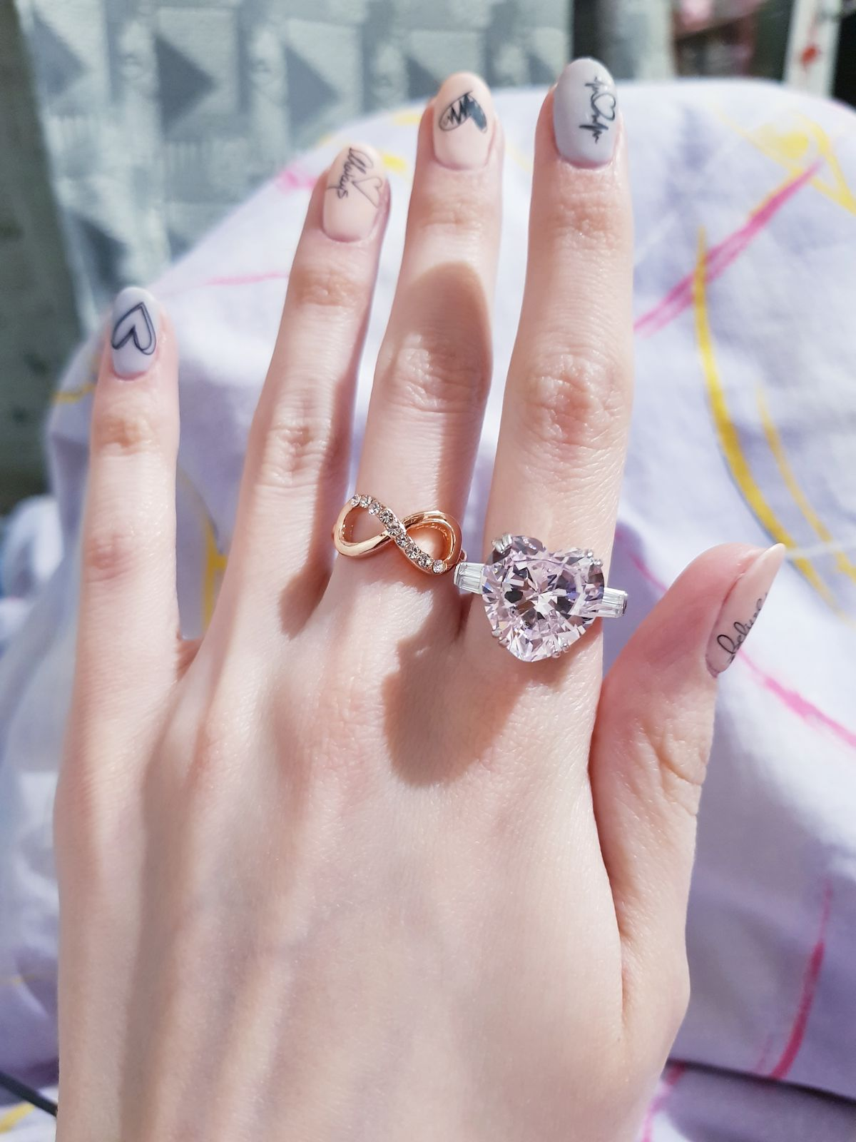 Милое кольцо 💖