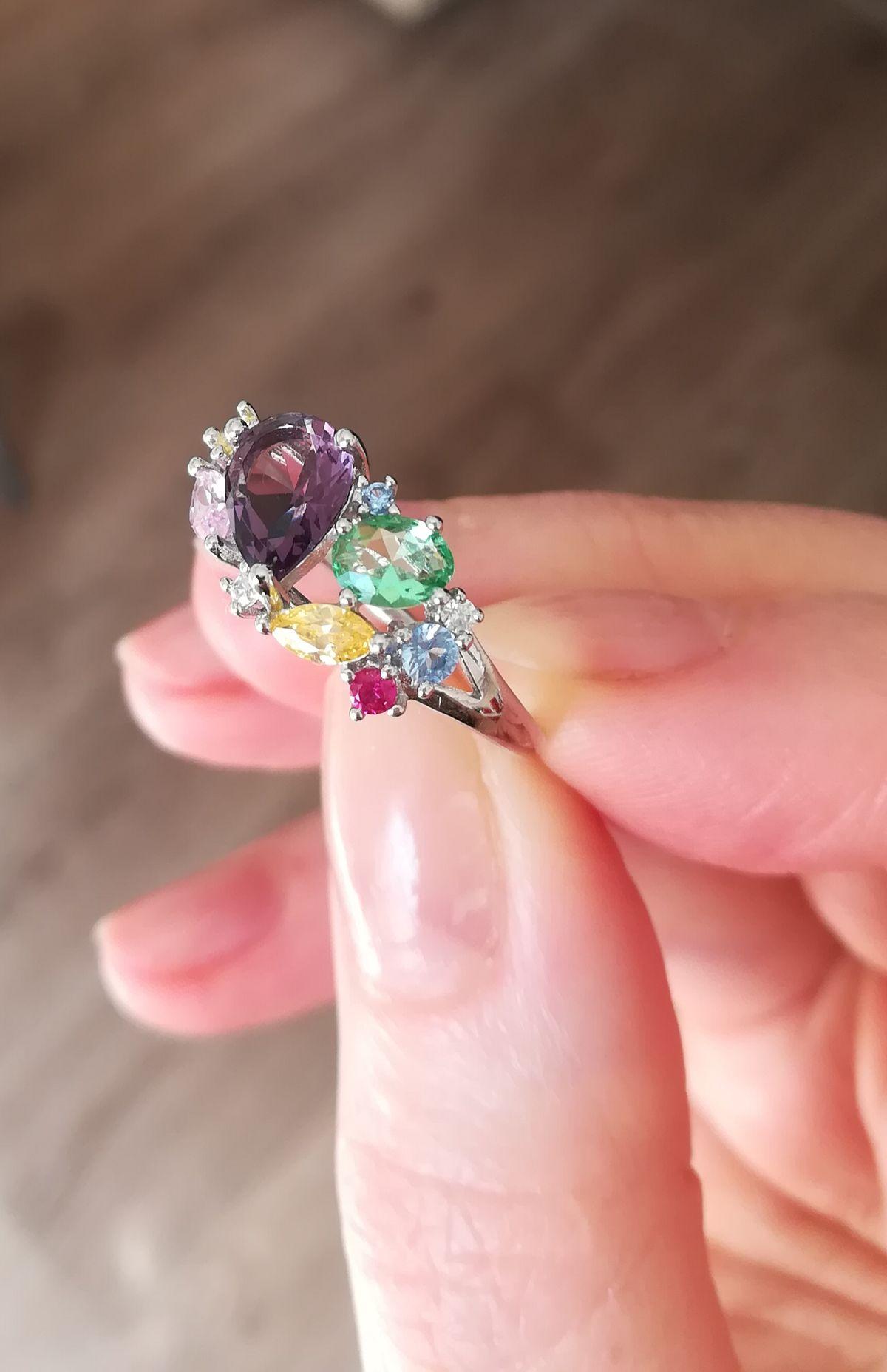 Шикарное кольцо 👍