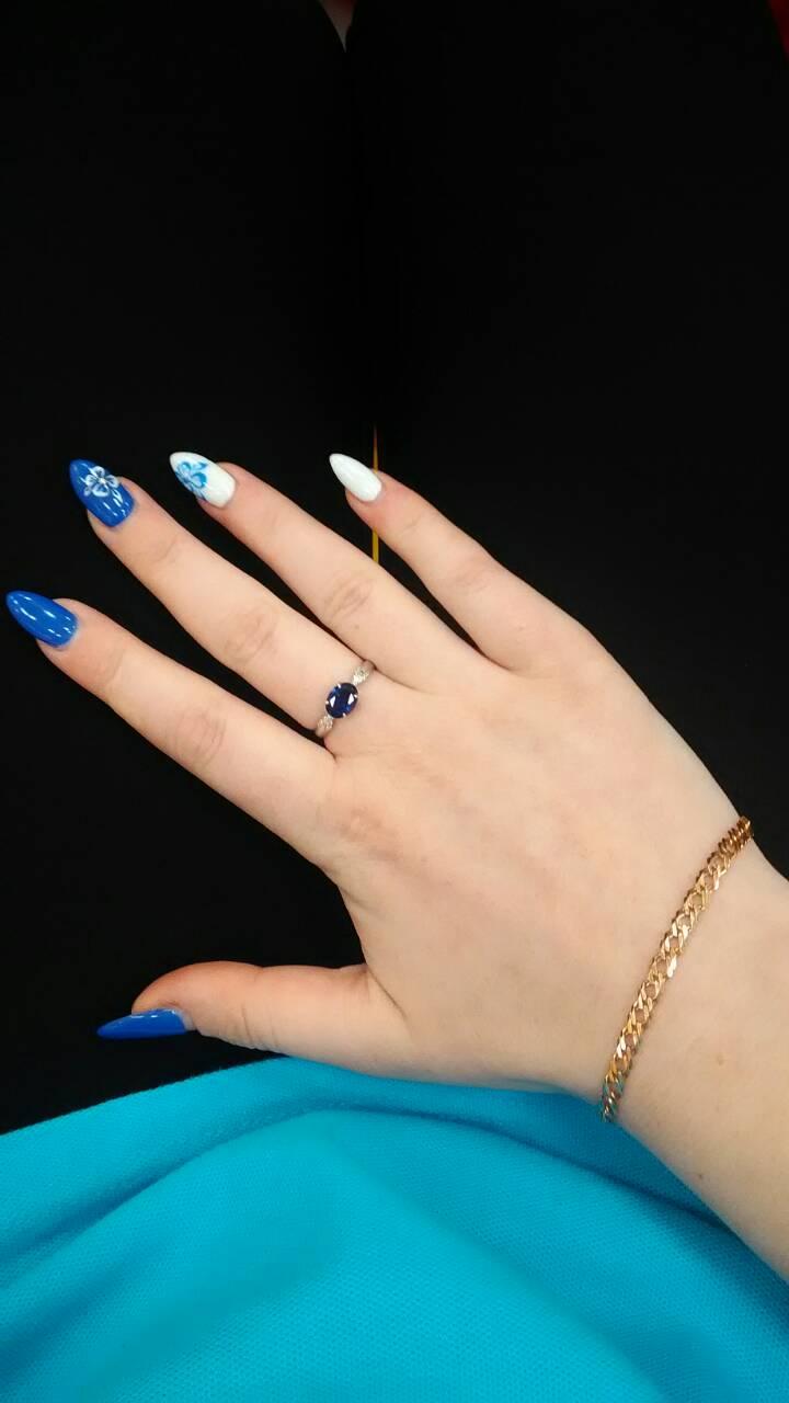 Синее кольцо