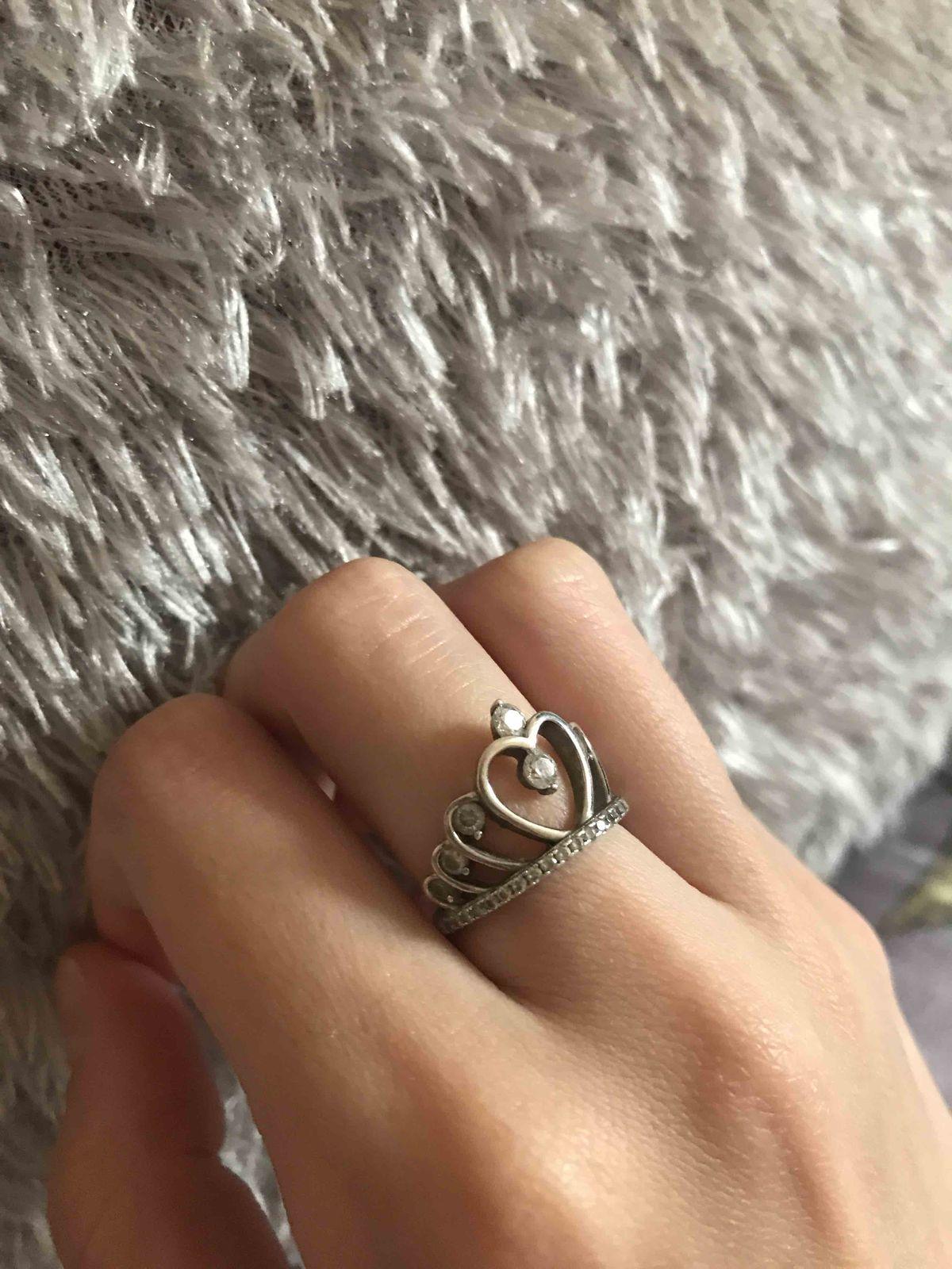 Кольцо Диснеевской принцессы