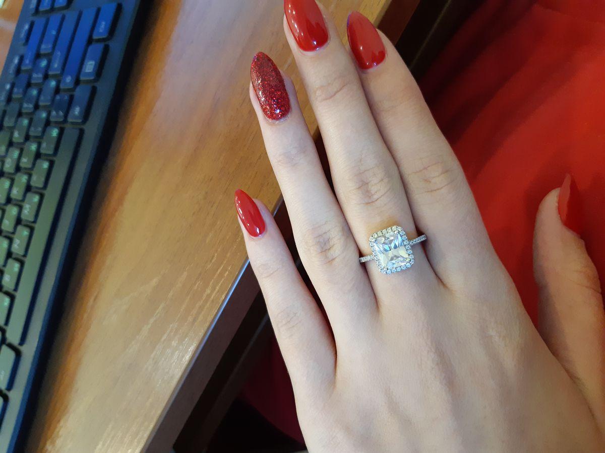 Кольцо безумно красивое 😍