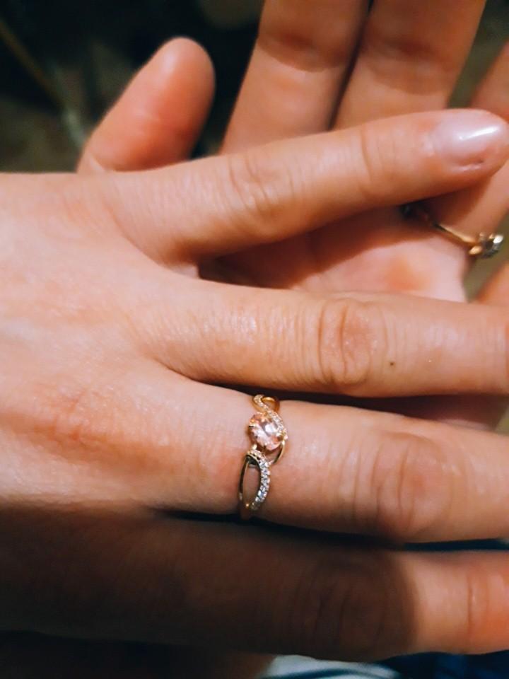 Красивое кольцо очень нравится😊😍