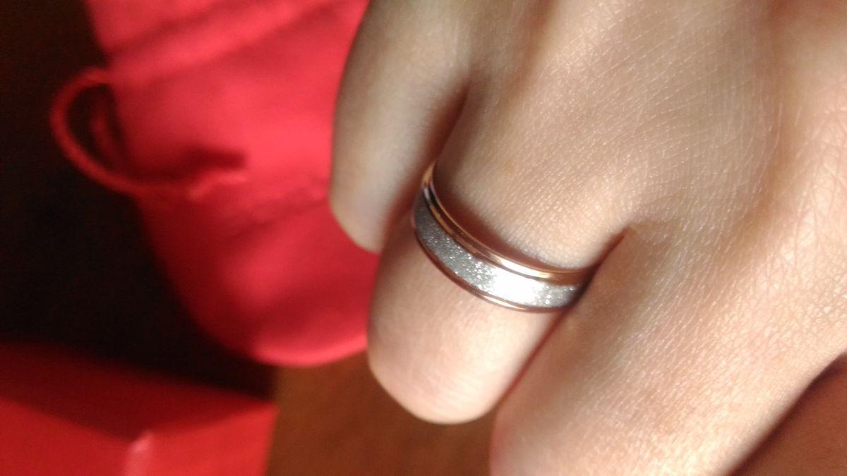 Нашла кольцо мечты