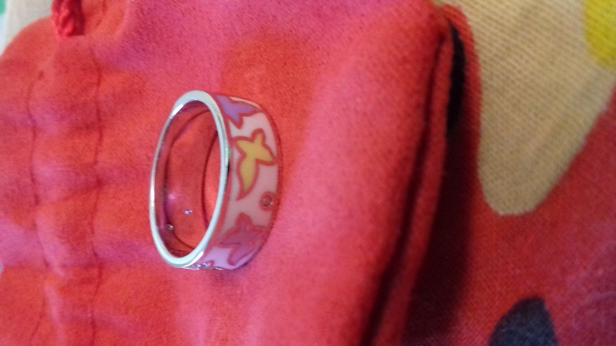 Кольцо эмалированное
