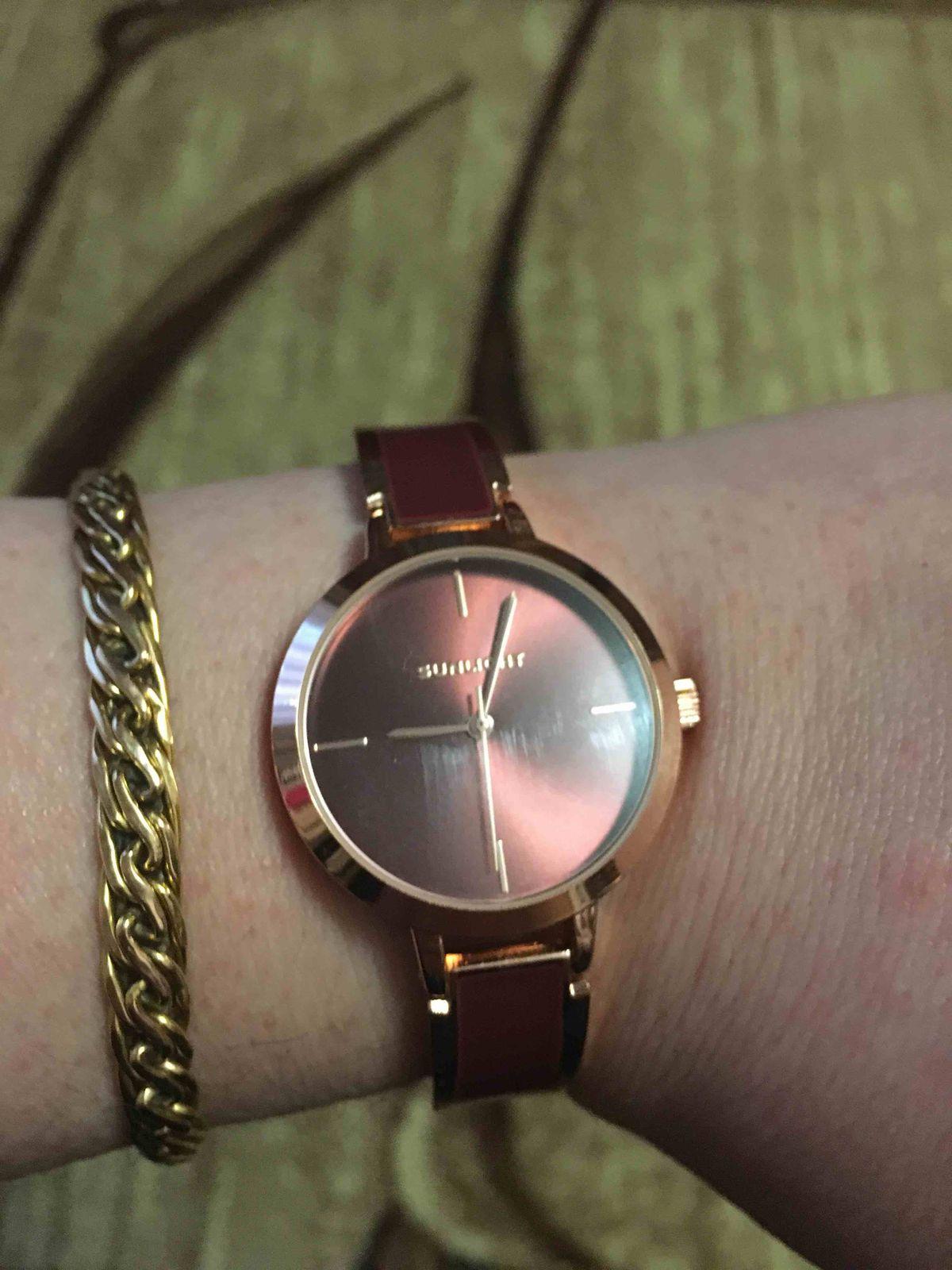 Новые часы!