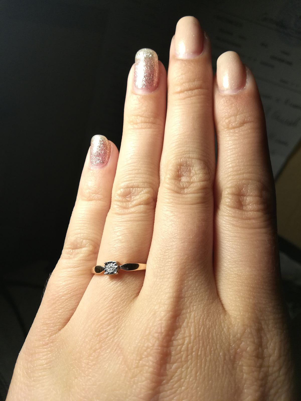 Кольцо просто шикарное!