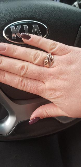 Кольцо просто супер!