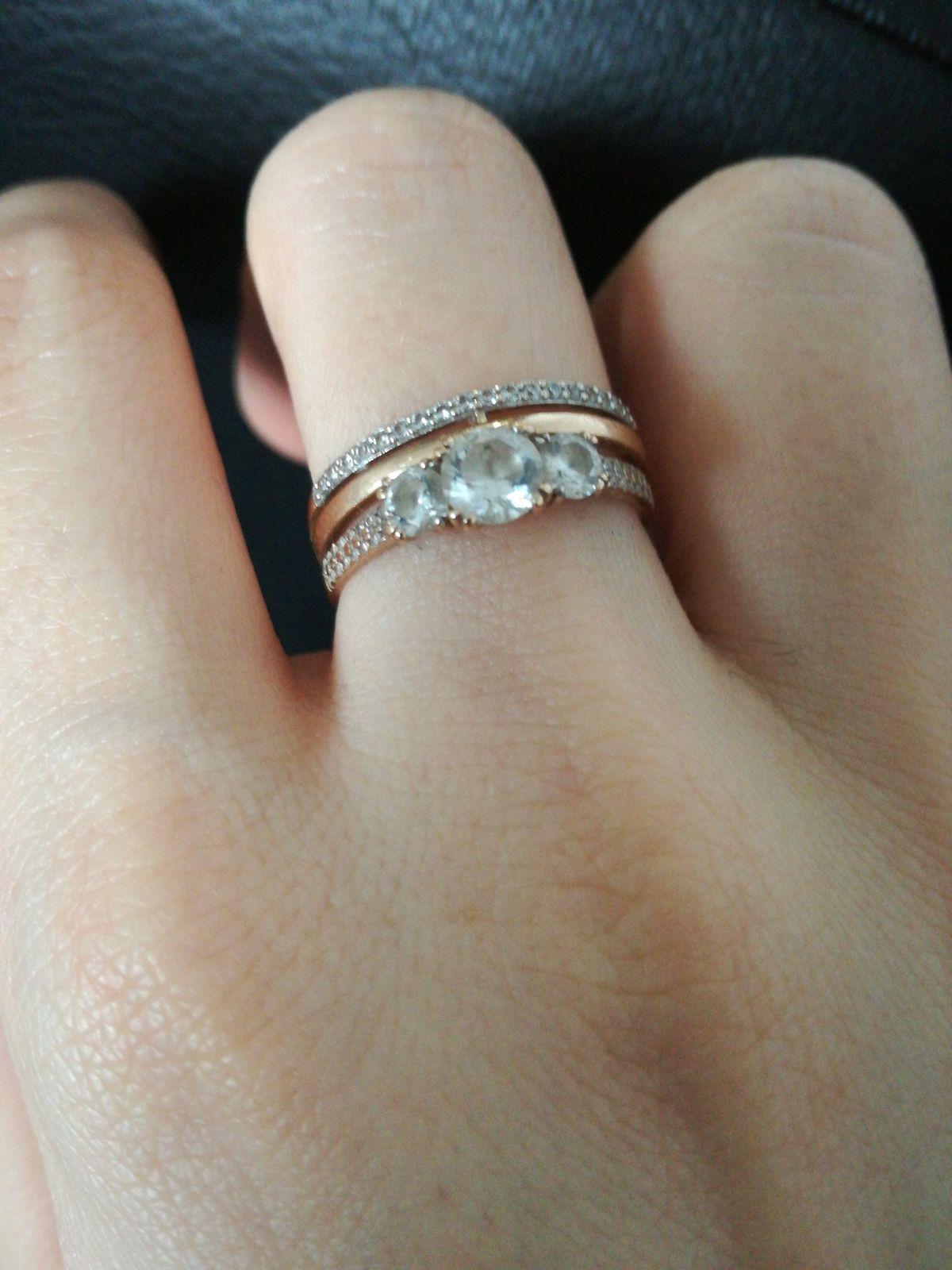 Красивое кольцо по приятной цене