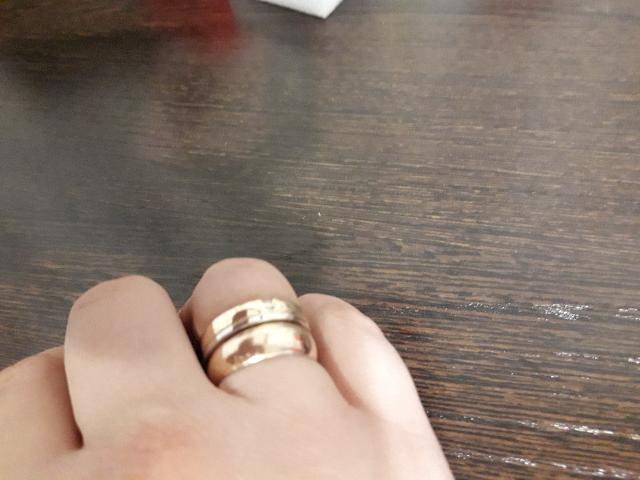 О золотом кольце.